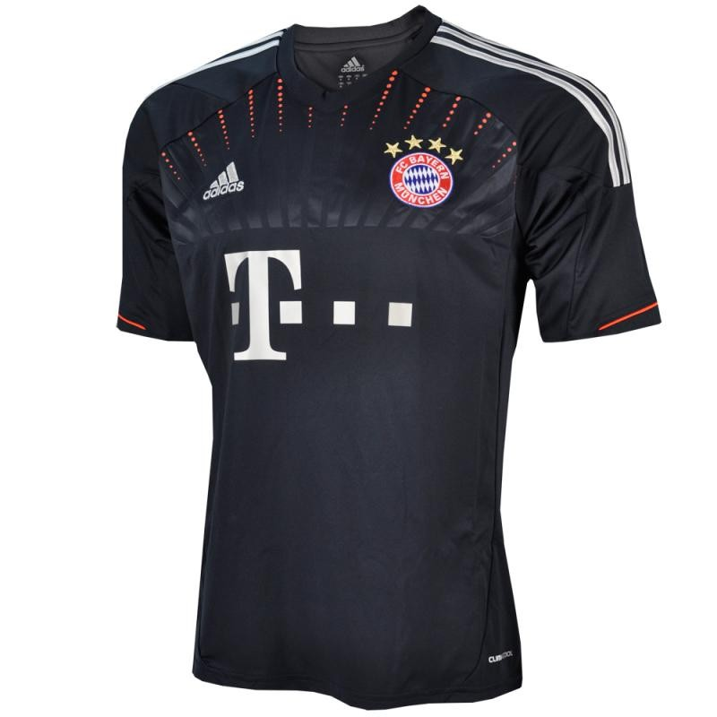 2012-13 Bayern Munich Adidas 3rd Football Shirt