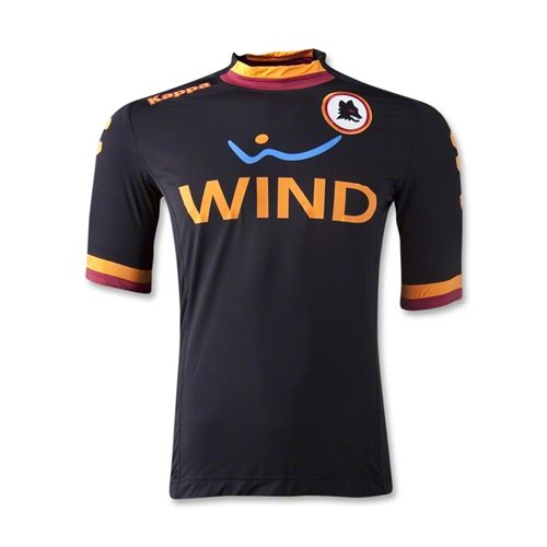 2012-13 Roma 3rd Kappa Football Shirt