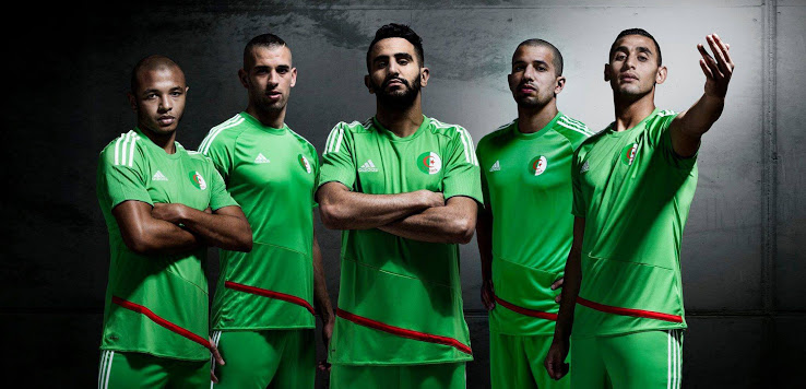 Algeria national football team 2017