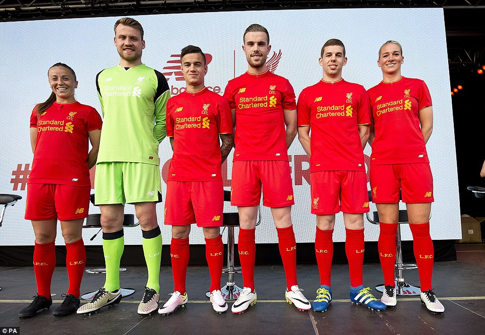 Thursday: LFC to launch 2016-17 third kit live on Facebook ...