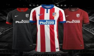 Atletico Madrid 2016-17 Kits