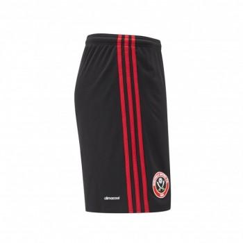 Sheffield United Home Kit 2016-17 shorts side