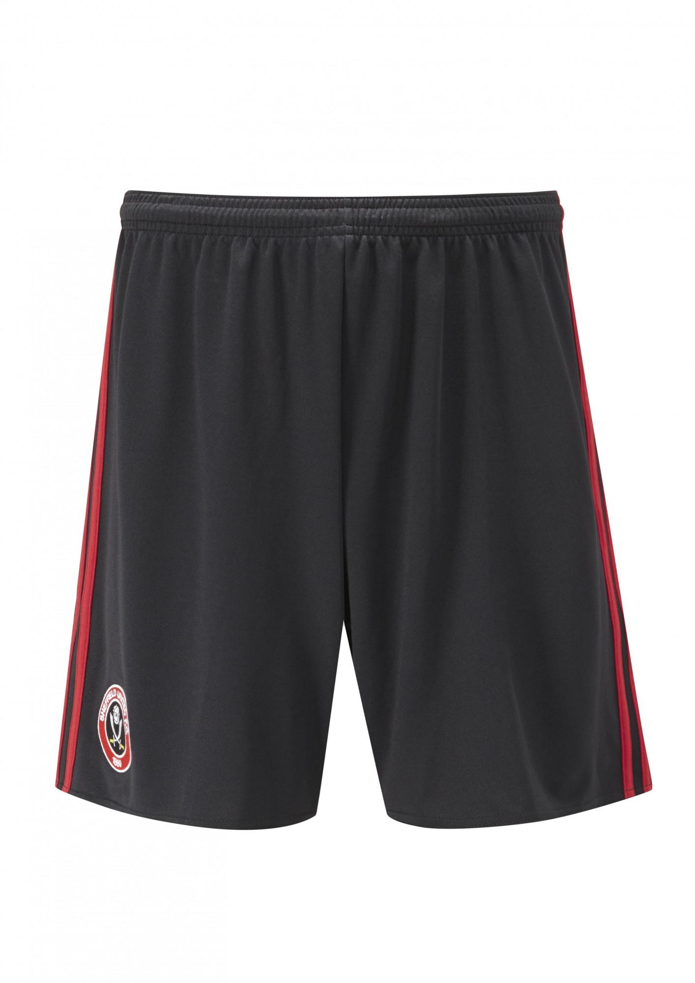 Sheffield United Home Kit 2016-17 shorts