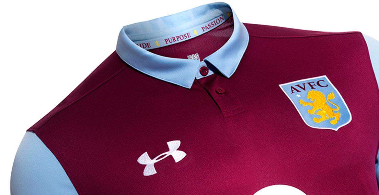 Aston Villa Kit Launch