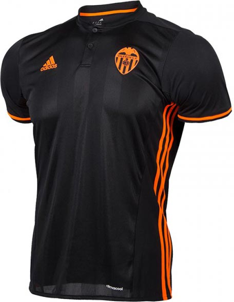 The Adidas Three Stripes Once More Placed On The Side Of The Shirt