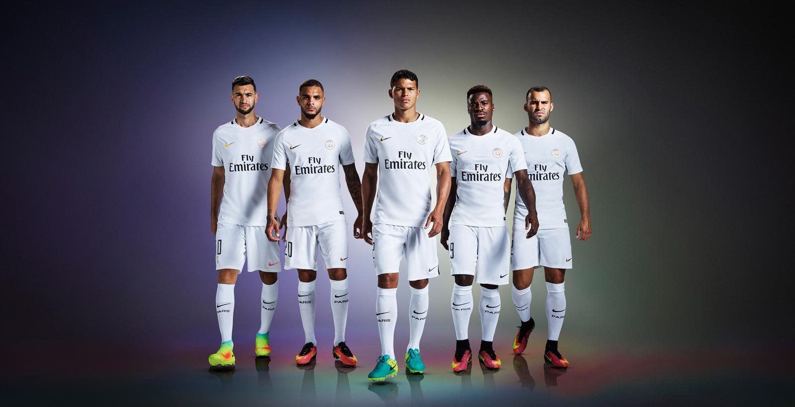 PSG: Unique PSG 2016/17 Third Kit Launched