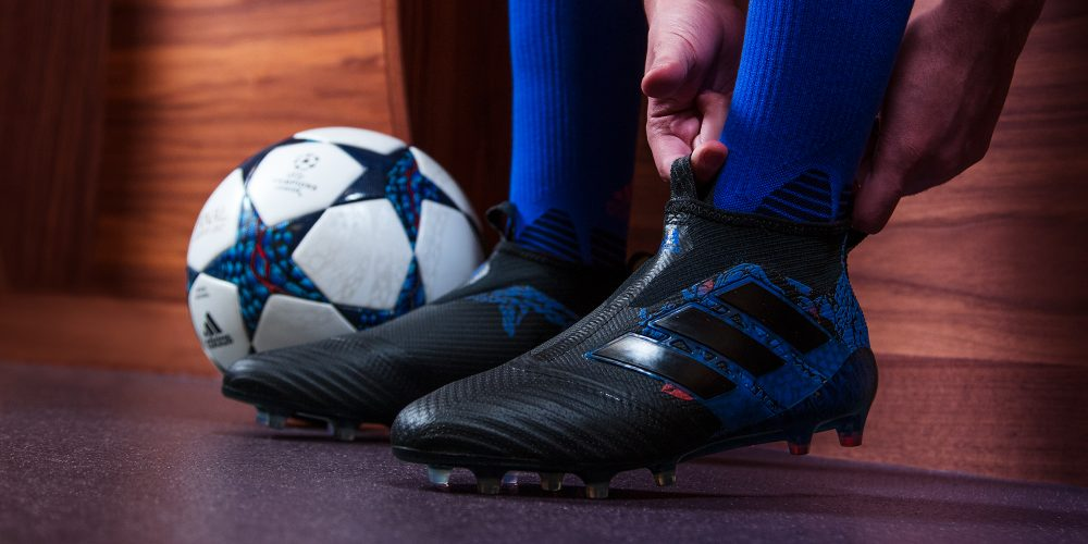 Adidas Unveil UEFA Champions League Ball at bethedifference World Final