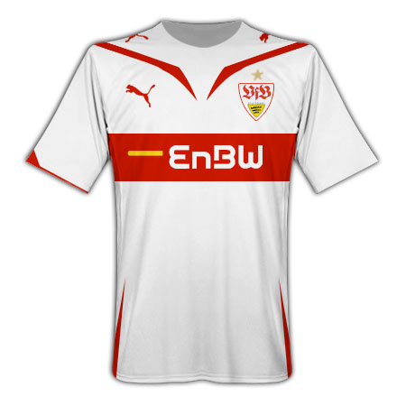 09-10 Stuttgart home (with official Alexander Hleb printing)