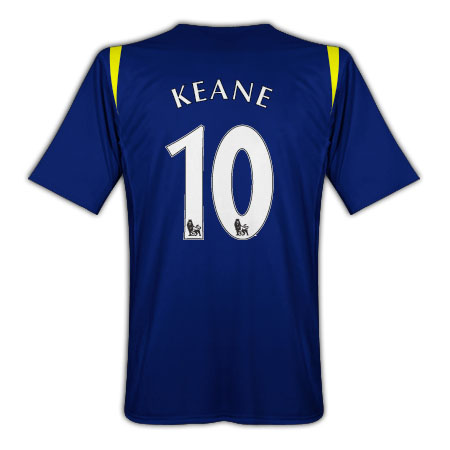 09-10 Tottenham away (Keane 10)