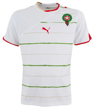 2010-11 Morocco away