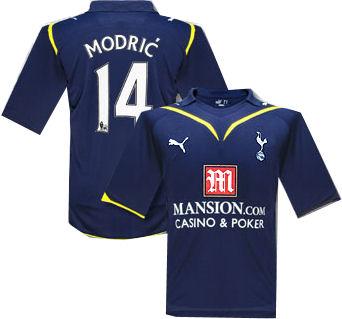 09-10 Tottenham away (Modric 14)