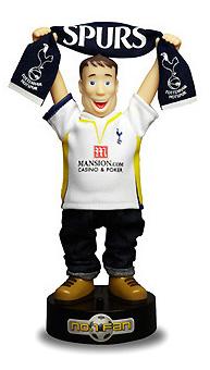 Tottenham Hotspur No 1 Fan Toy