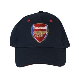 Arsenal FC Kids Baseball Cap (Navy)