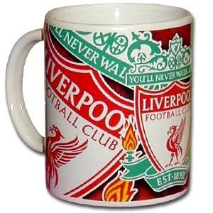 Liverpool FC Mug (Anfield Mug)