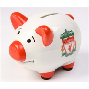 Liverpool FC Piggy Bank