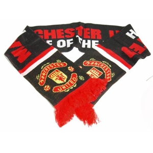 Manchester United FC Pride Of The North Scarf