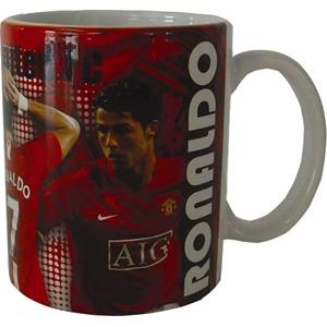 Manchester United FC Player Ronaldo Mug