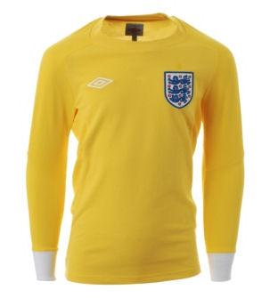 201011 England World Cup Long Sleeve Goalkeeper Shirt
