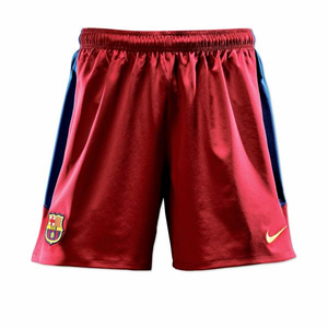 Nike 2010-11 Barcelona Nike Home Shorts (Kids)