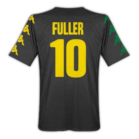 201011 Jamaica Kappa 3rd Shirt (Fuller 10)
