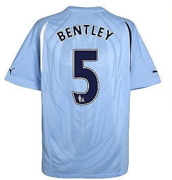 201011 Tottenham Puma Away Shirt (Bentley 5)