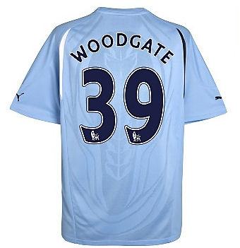 201011 Tottenham Puma Away Shirt (Woodgate 39)