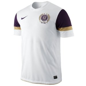 2010-11 Austria Vienna Nike Away Football Shirt