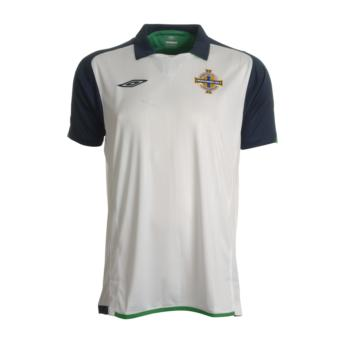 0910 Northern Ireland Away Football Shirt