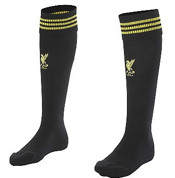 201011 Liverpool Adidas 3rd Football Socks