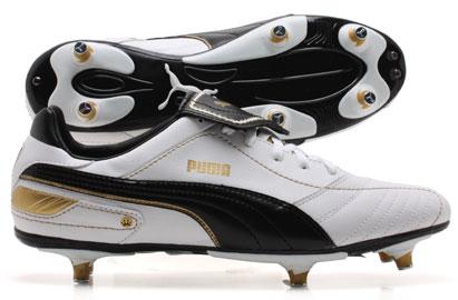 Esito Finale SG Football Boots White / Black / Gold