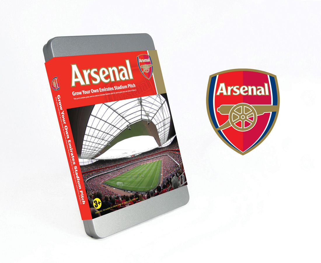 Grow Your Own Arsenal Emirates Pitch
