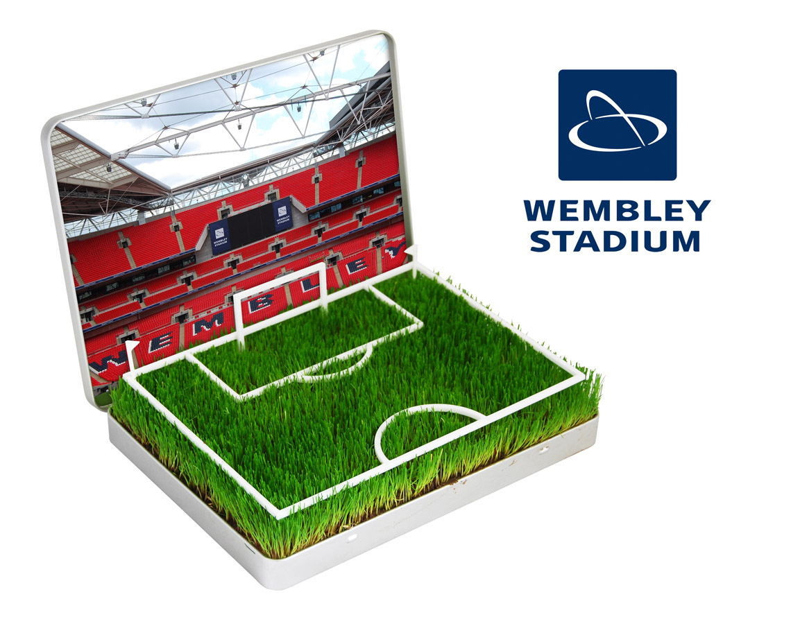 Grow Your Own Wembley Pitch