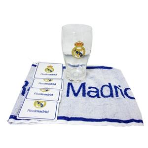 Real Madrid FC Mini Bar Set