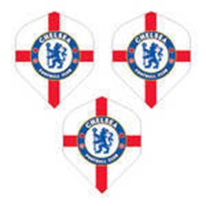 Chelsea FC Special Dart Flights