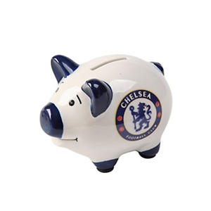 Chelsea FC Piggy Bank Money Box