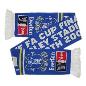 Everton FC Scarf 2 (FA Cup)