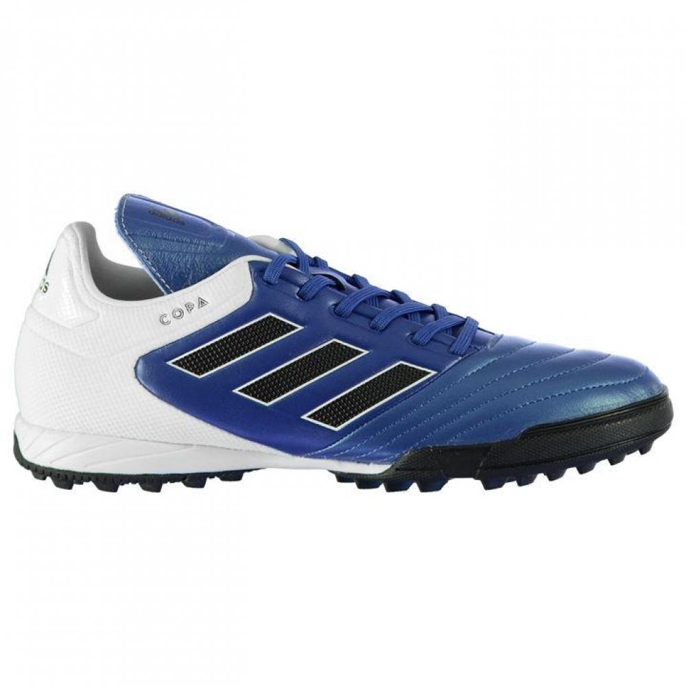 Adidas Copa 17.3 Mens Astro Turf Trainers (BlueWhite)