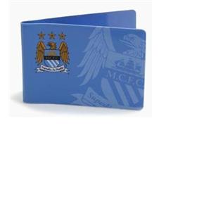 Man City FC Travel Card Wallet