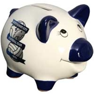 Birmingham FC Piggy Bank Money Box