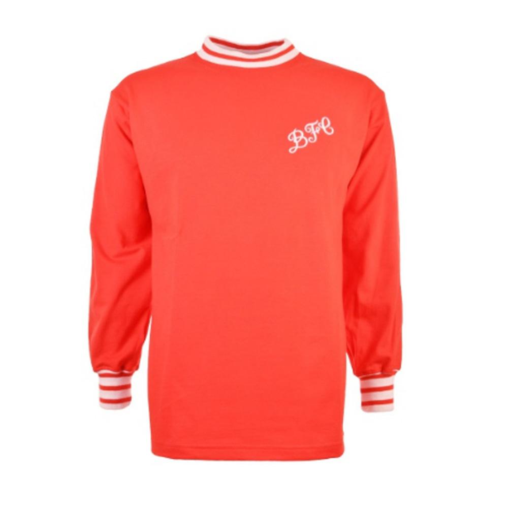 Bournemouth 1966-67 Retro Football Shirt