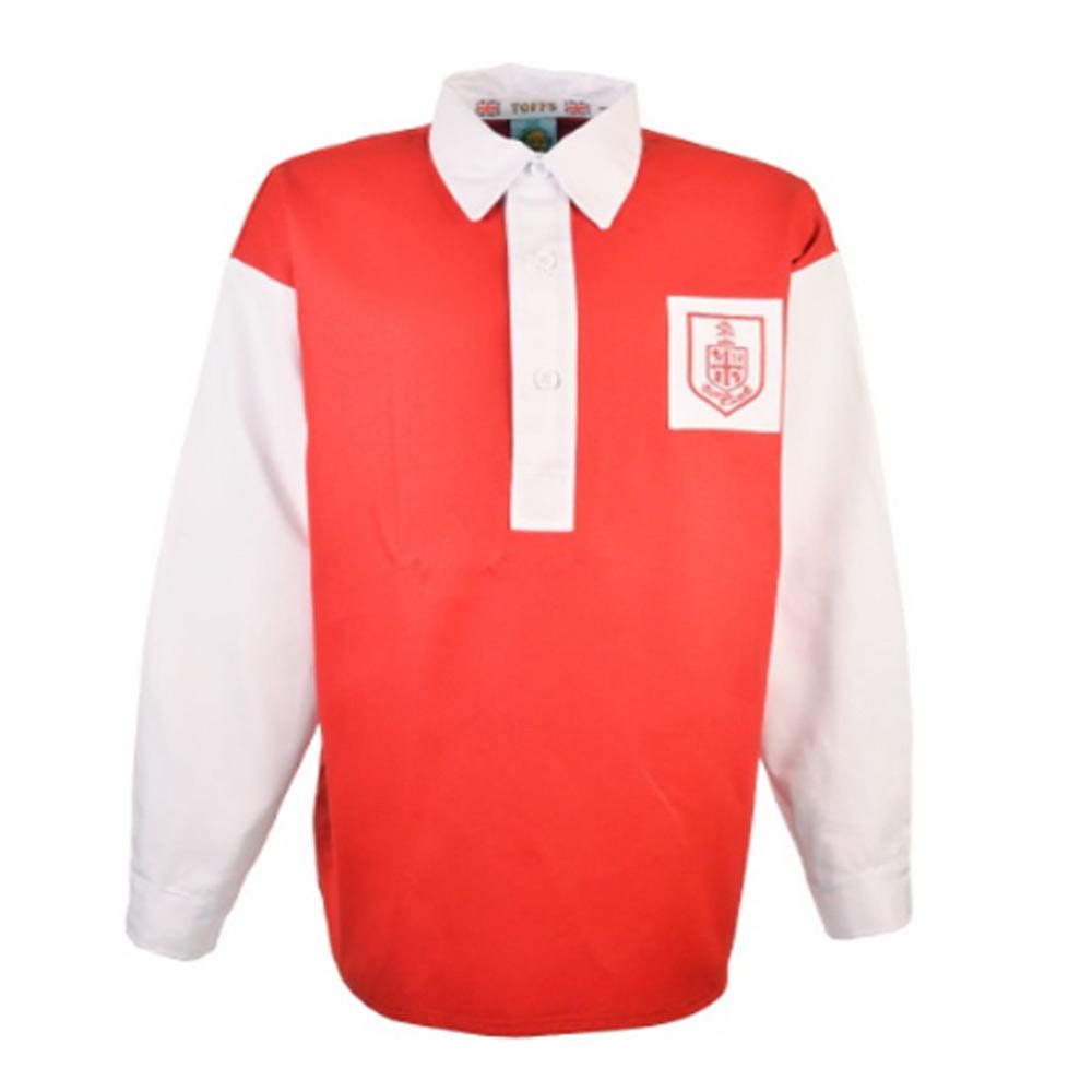 Bournemouth 1950s Retro Football Shirt