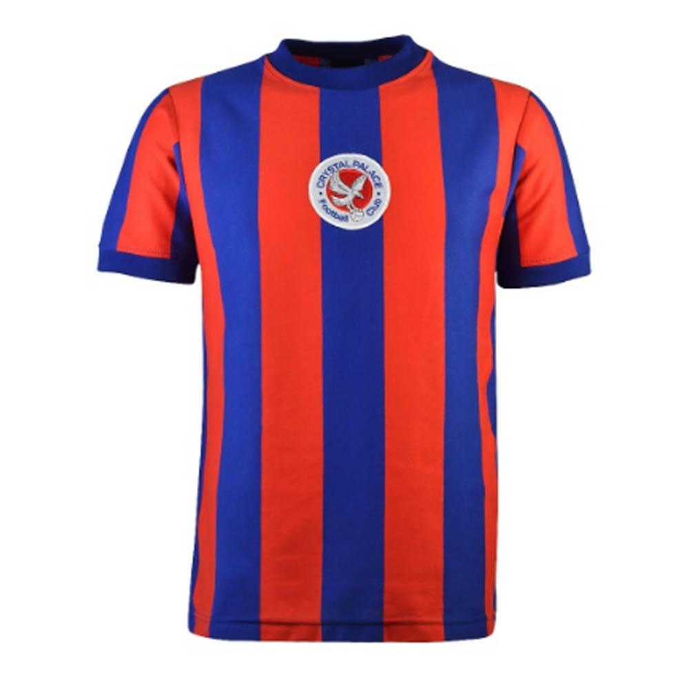 Crystal Palace 1973-74 Retro Football Shirt
