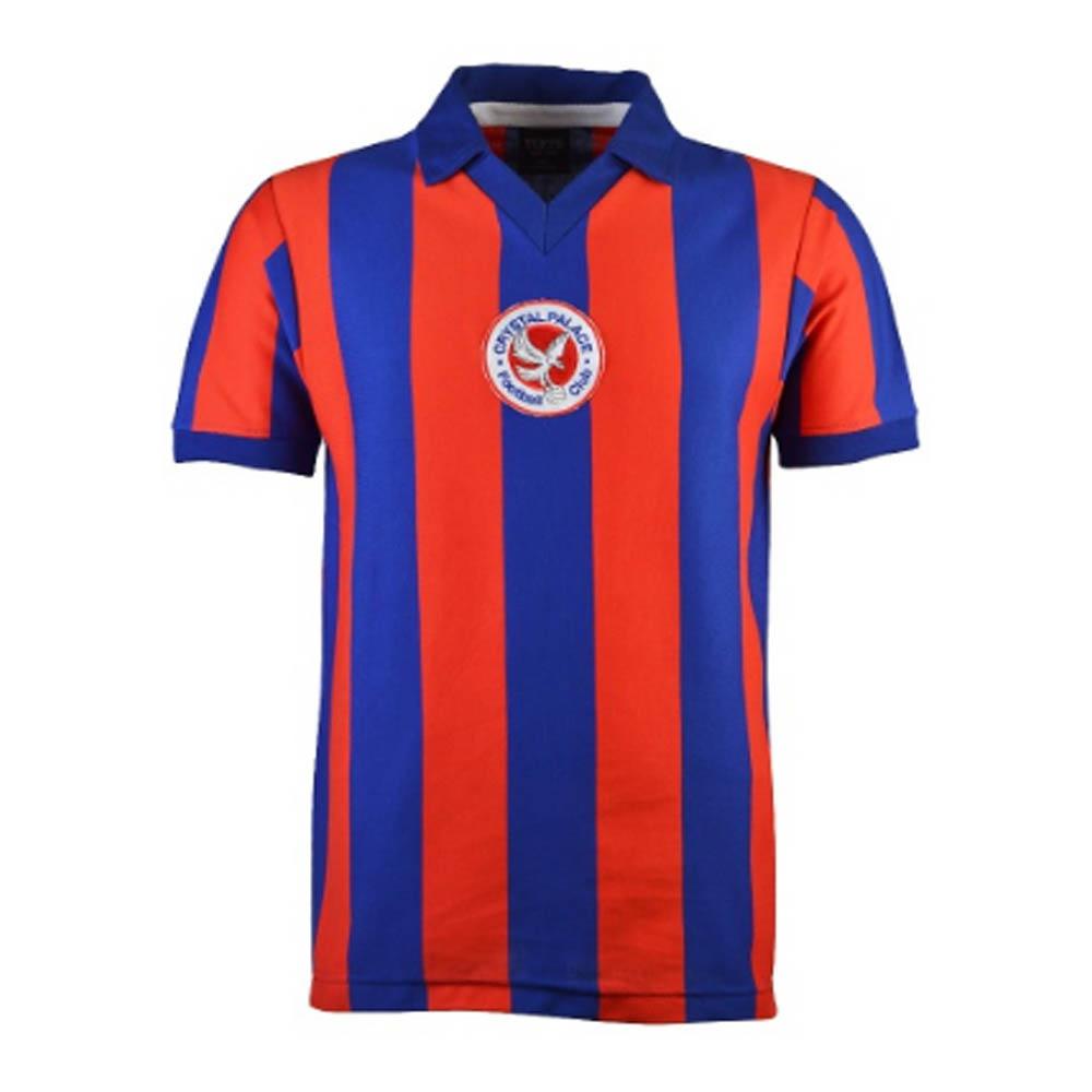 Crystal Palace 1975-1976 Retro Football Shirt