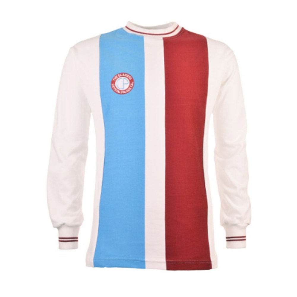 Crystal Palace 1972 -1973 Retro Football Shirt