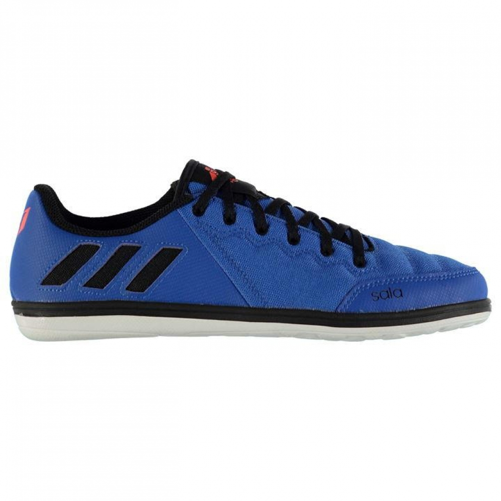 Adidas Messi 4 Mens Indoor Football Trainers (Shock Blue)