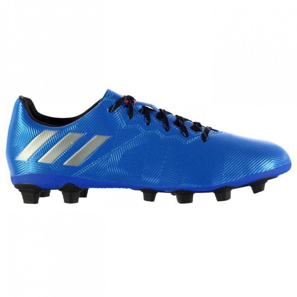 Adidas Messi 16.4 FG Mens Football Boots (Shock Blue)