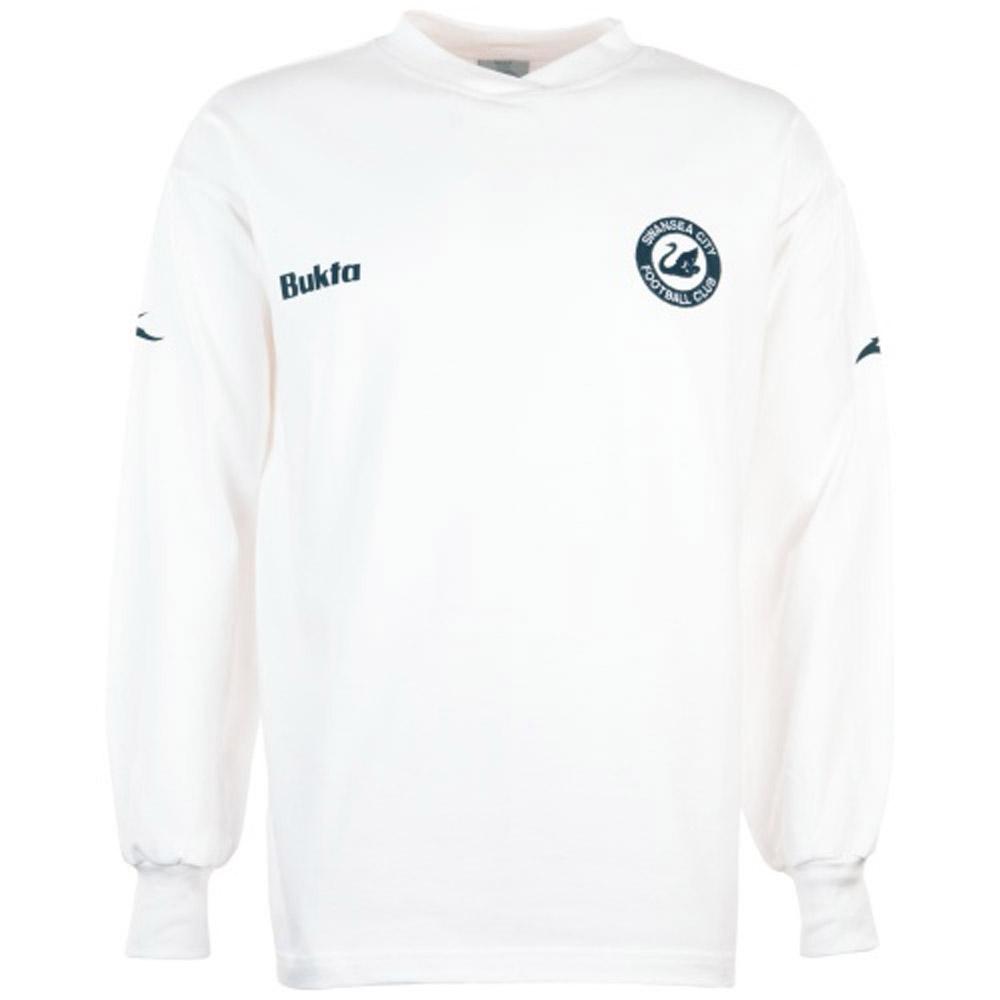 Swansea City 1978-1979 Retro Football Shirt
