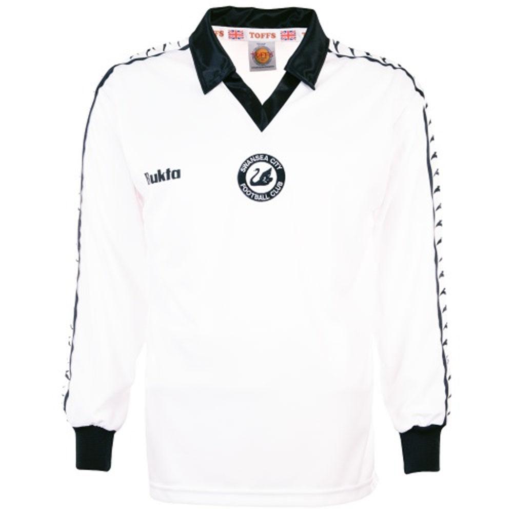 Swansea City 1977-1978 Retro Football Shirt