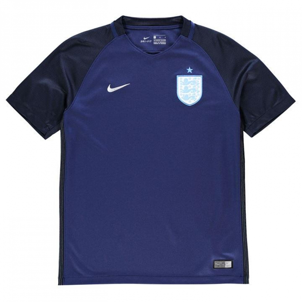 2017-2018 England Away Nike Football Shirt (Kids)