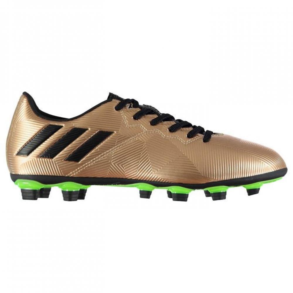Adidas Messi 16.4 FG Mens Football Boots (Copper Metal-Black)